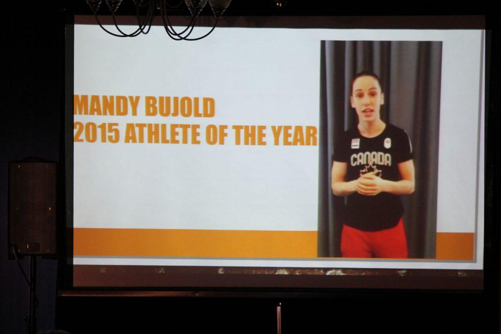 Mandy Bujold - 2015 AOTY
