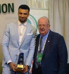 Jamal Murray & Dave McLelland