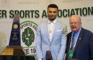 Jamal Murray and Dave McLelland